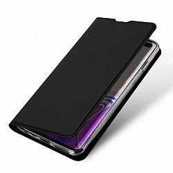 DUX DUCIS Skin Pro bőrtok Samsung Galaxy S10 Plus, fekete