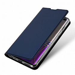 DUX DUCIS Skin Pro bőrtok Samsung Galaxy S10 Plus, kék