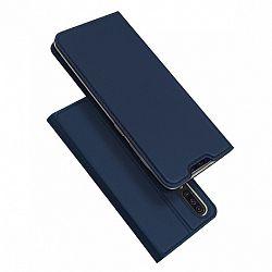 DUX DUCIS Skin Pro könyv bőrtok púzdro Samsung Galaxy A70, kék