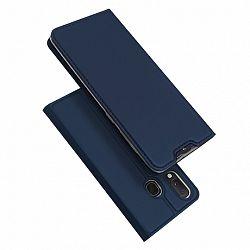 DUX DUCIS Skin Pro könyv tok Samsung Galaxy A40, kék