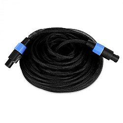 Electronic-Star 25-méteres PA kábel – 2 x 1,5 mm?, szilárd végek