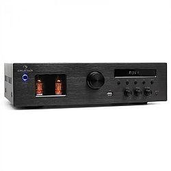 Elektroncsöves HiFi erősítő Auna Tube 65, MP3, USB, 600 W