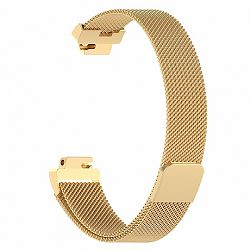 Fitbit Inspire Milanese (Large) szíj, Gold