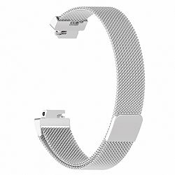 Fitbit Inspire Milanese (Large) szíj, Silver