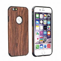 Forcell Wood szilikon tok iPhone 5/5s/SE