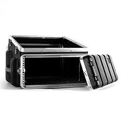 """FrontStage ABS szögletes case, koffer, 19"""", 10 U, 4 U, 6 U"""