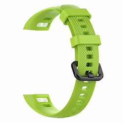 Honor Band 4 Silicone Line szíj, Green