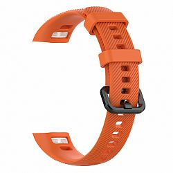 Honor Band 4 Silicone Line szíj, Orange