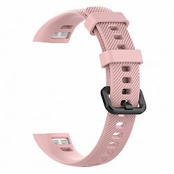 Honor Band 4 Silicone Line szíj, Pink