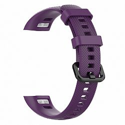 Honor Band 4 Silicone Line szíj, Purple