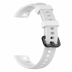 Honor Band 4 Silicone Line szíj, White