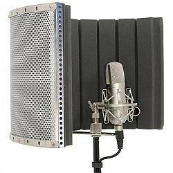 Hordozható stúdió mikrofon abszorber Chord 188.205