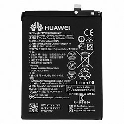 Huawei HB396285ECW Li-ion akkumulátor 3400 mAh, Huawei P20, Honor 10, bulk