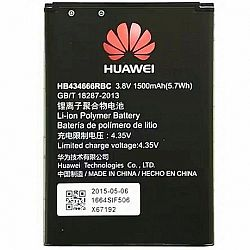 Huawei HB434666RBCLi-polymer akkumulátor, 1500mAh, bulk
