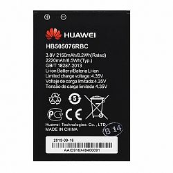 Huawei HB505076RBC Li-Ion akkumulátor 2100 mAh, Ascend G700, bulk