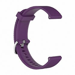 Huawei Watch GT Silicone Bredon szíj, Purple