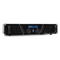Ibiza AMP-600 DJ PA erősítő, 960 W MOSFET Rack