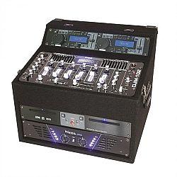 Ibiza DJ1000MKII DJ Station, CD, MP3, USB, SD, AUX