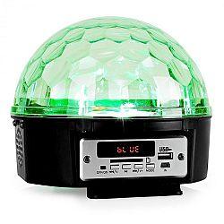 Ibiza LL082LED-BT Astro 5,LED fényeffektus stereo hangfallal