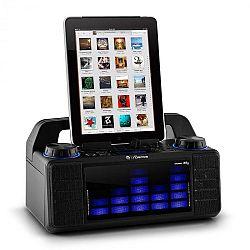 IDance Energy XD2, parti hangfalrendszer, fader, keverőpult, bluetooth, USB, MP3