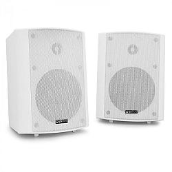 Kettős fali hangszóró QTX BC5A, 30 W-os RMS, fehér