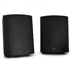 Kettős fali hangszóró QTX BC5A, 30 W-os RMS, fekete