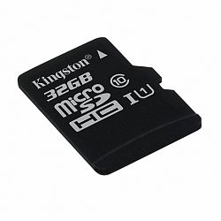 Kingston Canvas Select microSDHC 32GB C10/UHS-I/U1 (SDCS/32GBSP)