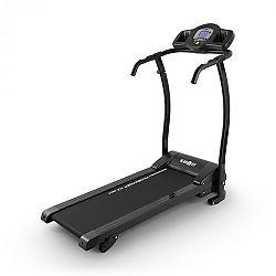 KLARFIT Pacemaker X3 futópad, 1,5 LE, 12 km/h, pulzusmérő, 3 emelkedési fokozat
