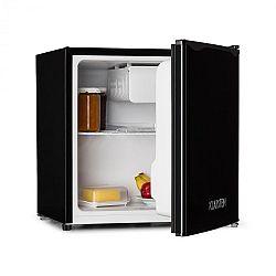Klarstein, hűtő, 40 l, A+, fagyasztóval, fekete
