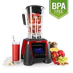Klarstein Herakles-8G-R, 1800 W, 2 liter, asztali mixer, piros, smoothie, BPA nélkül