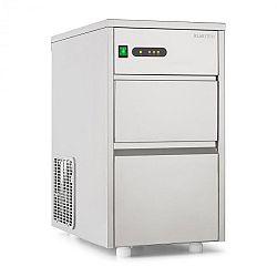 Klarstein ipari jégkocka készítő gép, 145 W, 20 kg/nap, rozsdamentes acél