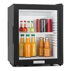 Klarstein MKS-12 hűtőszekrény, fekete, 24 l, 0 dB