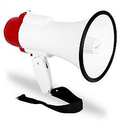 Kompakt megafon Auna, 30 W, 500 m