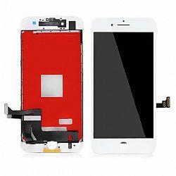 LCD kijelző Apple iPhone 8 + érintőpanel fehér OEM