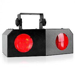 LED fényeffektus Beamz Nomia RGB-Dual-Moonflower Diszkó