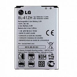 LG BL-41ZH Li-Ion akkumulátor 1900 mAh, L50 D213N, bulk