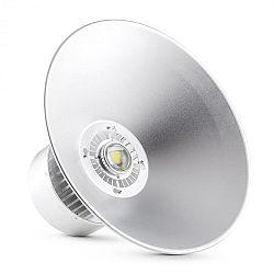 Lightcraft High Bright LED reflektor, ipari megvilágítás, 50 W, alumínium