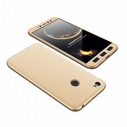 Műanyag tok 360 Full Body Xiaomi Redmi Note 5A Prime Arany