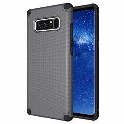 Műanyag tok Light Armor Case Rugged Durable Samsung Galaxy Note 8 N950 Szürke