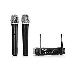 Malone UHF-250 Duo1 vezeték nélküli mikrofon szett