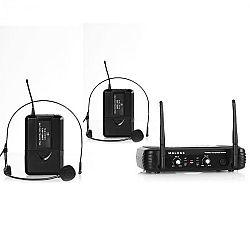 Malone UHF-250 Duo2 vezeték nélküli mikrofon szett