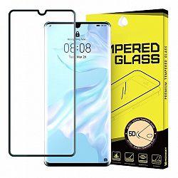 MG 5D Full Glue kijelzővédő üvegfólia  Huawei P30 Pro, fekete