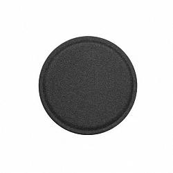 MG fém alátét mágneses autós tartóhoz30 mm, fekete