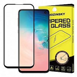 MG Full Glue kijelzővédő üvegfólia  Samsung Galaxy S10e, fekete