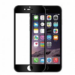 MG kijelzővédő üveg 9H iPhone 6/6s Fekete