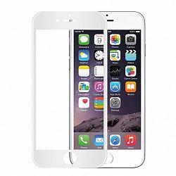 MG kijelzővédő üveg 9H iPhone 6/6s Plus Fehér