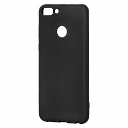 MG Soft Matt szilikon tok Huawei P Smart, fekete