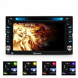 Moniceiver Auna MVD-480,DVD,CD,MP3,USB,SD,HD,AUX,bluetooth