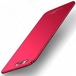 MSVII műanyag tok Ultra-Thin Huawei Honor 9 Piros