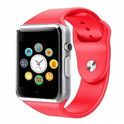 NEOGO SmartWatch A1, okosóra, piros
